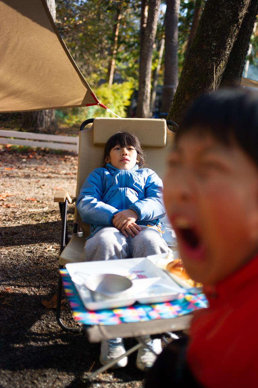 カングーⅠで行く秋キャンプ@べるが